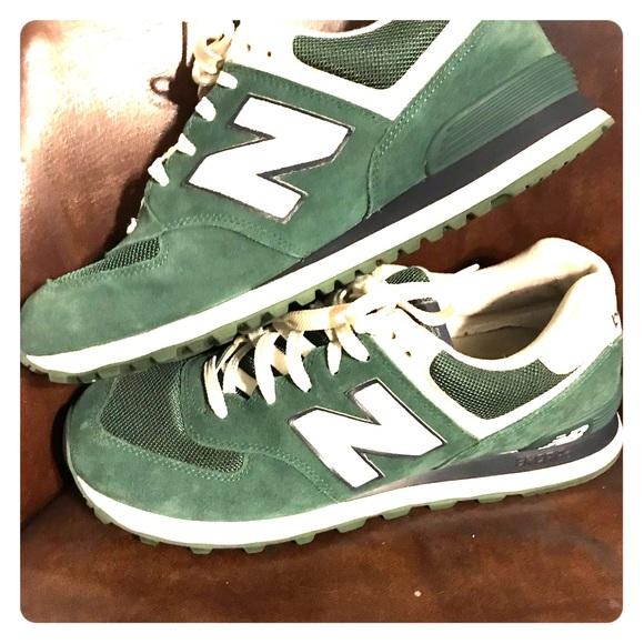 New Balance Shoes | 574 Clean | Poshmark
